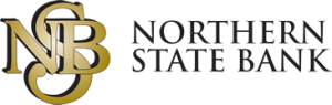 Northern State Bank logo